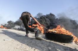 3 اصابات بنيران الاحتلال في غزة