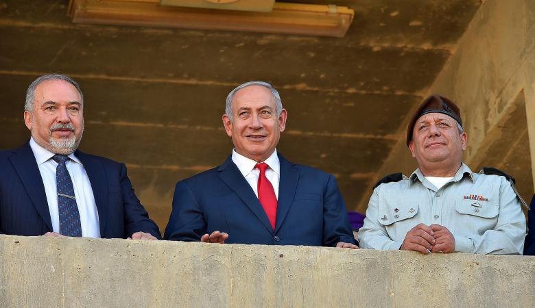 حماس تطيح بنتياهو في استطلاع للرأي باسرائيل
