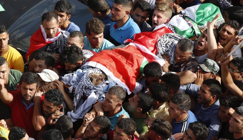 استشهاد  311 فلسطينياً بينهم 83 طفلاً منذ هبّة أكتوبر 2015