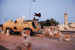 """الحكومة الاسرائيلية تتهم الجيش المصري """"بانتهاك سيادتها"""""""
