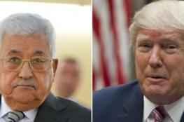ترامب للرئيس عباس : أنا اعرف انك رجل سلام