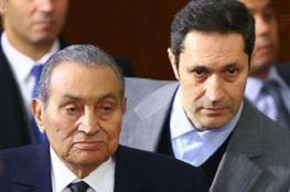 علاء مبارك ينفي شائعة وفاة والده