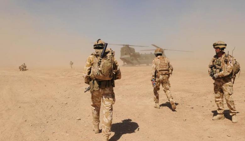 الجيش البريطاني نفذ جرائم حرب ضد أطفال العراق وافغانستان