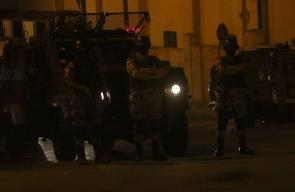 مقتل أردني وإصابة آخر بإطلاق نار داخل السفارة الاسرائيلية بعمّان