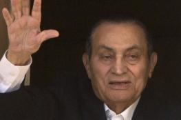 مبارك يظهر مجدداً في عيد ميلاده الـ 91