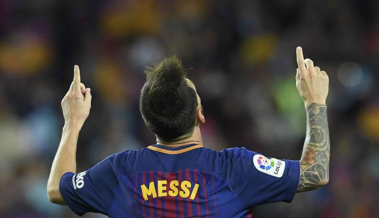 برشلونة يحقق رقما تاريخيا بعد خماسية إسبانيول