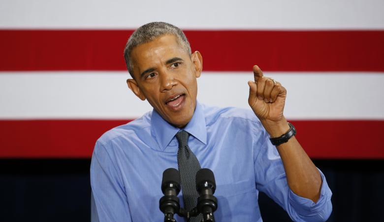 اوباما : حققت نجاحات خلال فترة رئاستي للولايات المتحدة