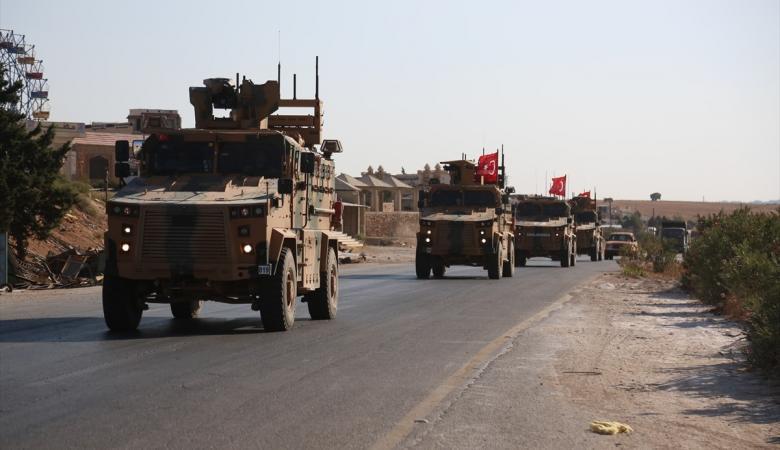 تركيا ترسل تعزيزات عسكرية اضافية الى ادلب