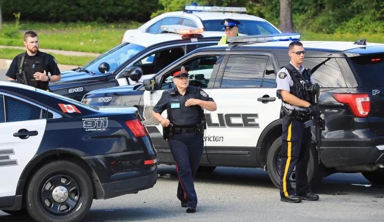شاهد ..الشرطة الامريكية تطلق النار على فتى مصاب بالتوحد