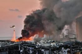 لبنان يعلن ارتفاع اعداد ضحايا كارثة بيروت