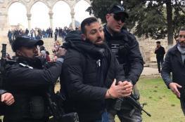 الرئاسة تدين بشدة الاجراءات الاسرائيلية في الأقصى