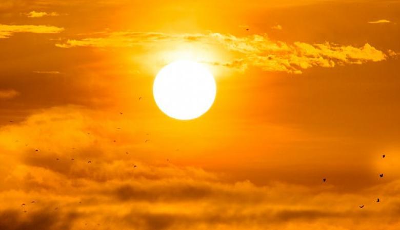 حالة الطقس : أجواء حارة وجافة