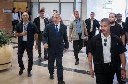 نتنياهو ينوي تقديم طلب الحصانة من الكنيست