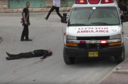 اتهام جيش الاحتلال بمنع إسعاف الجرحى الفلسطينيين