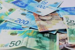ارتفاع طفيف في أسعار صرف العملات مقابل الشيقل