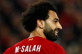 ظهير ليفربول يفضّل اللعب مع محمد  صلاح