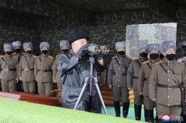 لأول مرة منذ شهور ...كوريا الشمالية تطلق صواريخ مجهولة