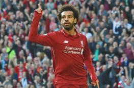 مدرب ليفربول يكشف : صلاح ليس سعيدا