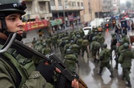 الامن الوقائي يقبض على عصابة أشرار في الضفة الغربية