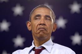 اوباما يعبر عن قلقه البالغ من الصراع الفلسطيني الاسرائيلي ويحذر ترامب