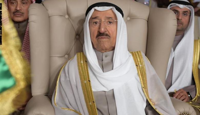 أمير الكويت: نعيش ظروفاً بالغة الخطورة والدقة