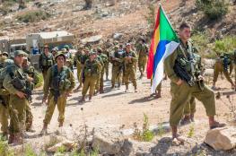 بالفيديو.. ضباط اسرائيليون ينهالون بالضرب والإهانات على جندي درزي