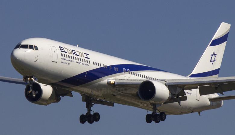 """شركة طيران """"إلعال"""" الاسرائيلية تطلب المساعدة لاستخدام الأجواء السعودية"""