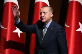 أردوغان : سنقضي على الارهابيين المدعومين من قوى الظلام