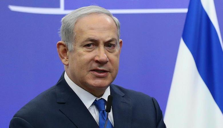 نتنياهو يهدد الفلسطينيين : مستعدون لعملية عسكرية واسعة النطاق