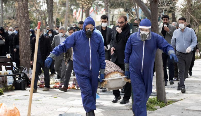 فيروس كورونا يتوحش في ايران والوفيات تسجل ارقام قياسية