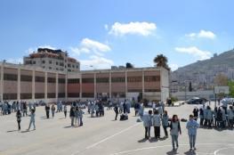 رئيس بلدية نابلس : خمسة متبرعين لبناء مدارس جديدة في المدينة