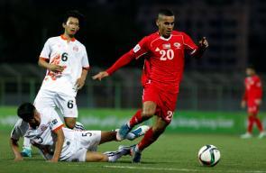 تأهل الفدائي الى كأس آسيا بعد الفوز على منتخب بوتان