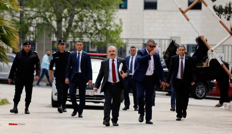 بريطانيا ترحب بتشكيل الحكومة الفلسطينية الجديدة