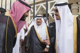 مسؤول سعودي كبير : الملك سلمان وولي عهده خط أحمر