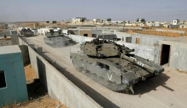 الجيش الاسرائيلي غير جاهز لخوض اي حرب