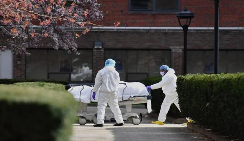 الولايات المتحدة تسجل 1297 حالة وفاة خلال الـ24 ساعة الماضية