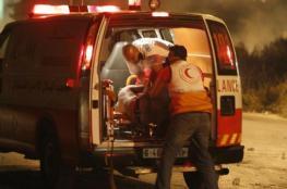 مصرع سيدة وابنتها جراء حادث سير غرب غزة