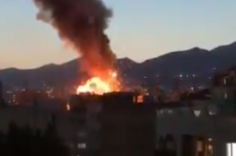 الثالث خلال ايام ..انفجار جديد في ايران