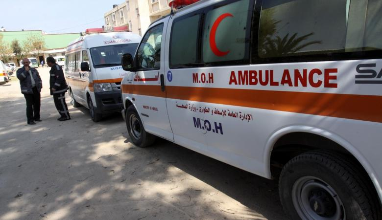 وفاة طفل إثر حادث دهس شرق نابلس