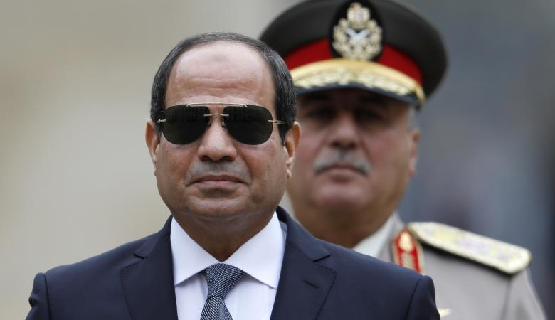 """السيسي يحذر المصريين من """"الأشرار"""" ويدعو الى مواجهتهم"""
