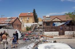 غضب اسرائيلي من مشاهد الدمار في المستوطنات