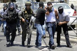 الاحتلال أعتقل أكثر من 480 فلسطينياً خلال الشهر الماضي