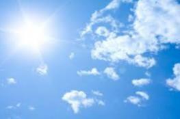 حالة الطقس: درجات الحرارة أعلى من معدلها السنوي بحدود 7 درجات