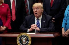 ترامب يدرس تشديد العقوبات على إيران