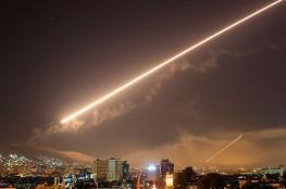 مقتل 9 عناصر  في ضربات اسرائيلية على مواقع عسكرية في سوريا