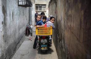 3 أشقاء من قطاع غزة يحلمون بتركيب أطراف صناعية تحملهم للاستمرار في الحياة