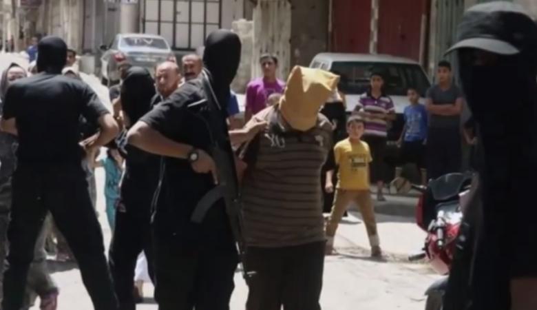حماس تعلن  اعتقال 45 عميلاً لاسرائيل في غزة