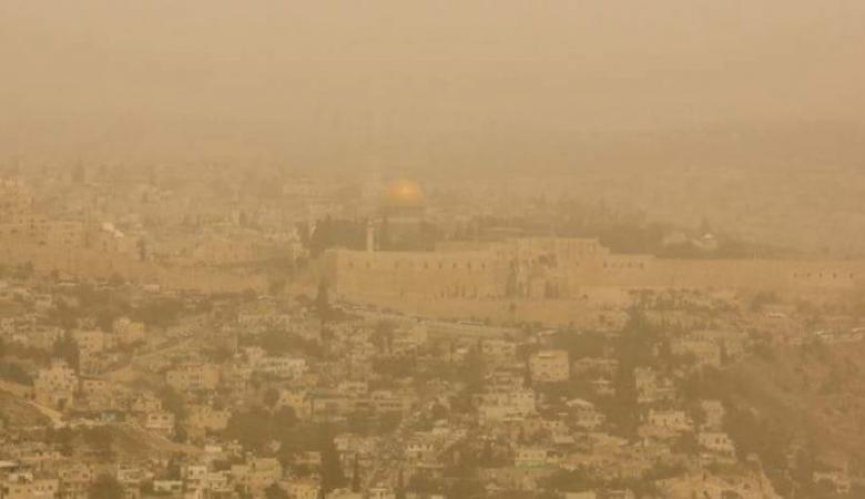 فلسطين على موعد مع منخفض خماسيني