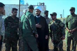 """الجنرال الايراني """"سيد جواد"""" ...جزار حلب"""