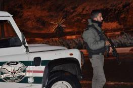 الأمن الوقائي يقبض على مروجي مخدرات بجنين